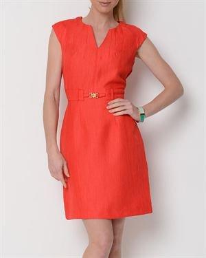 Shelby & Palmer Woven Dress
