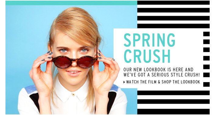 Spring Crush - Watch the Film & Shop the Lookbook