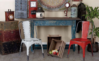 Rustic Vintage: Furniture & Decor - Visit Event
