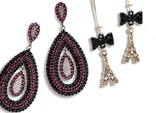 Add On the Extras Statement-Making Earrings