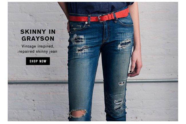 Skinny in Grayson