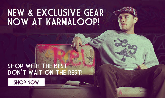 New and Exclusive Gear just in on KL!