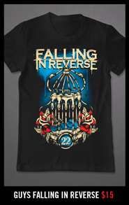 GUYS FALLING IN REVERSE
