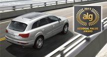 See the reasons why Audi Q7 took top honors