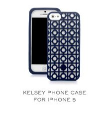 KELSEY PHONE CASE FOR IPHONE 5
