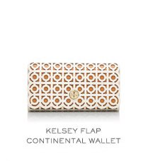KELSEY FLAP CONTINENTAL WALLET