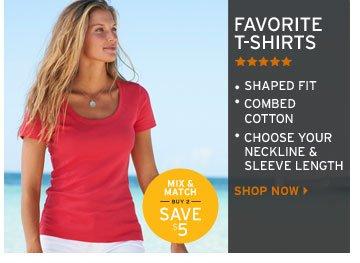 Favorite T-Shirts