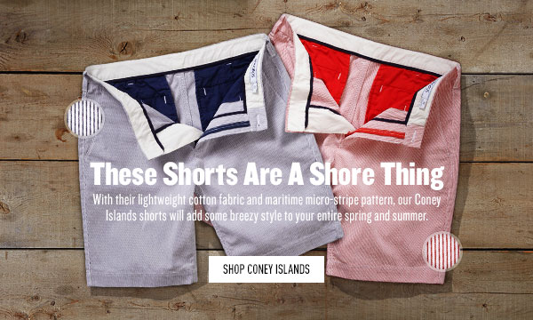 These Shorts Are A Shore Things