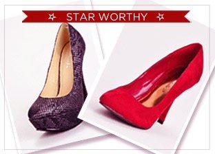 Star Worthy Stiletto's under $99