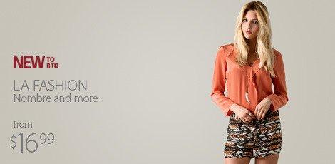 LA Fashion: Nombre & more