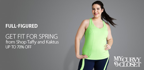 get fit for spring from shop taffy and kaktus