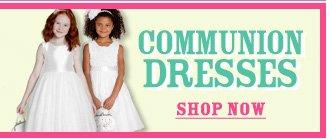 Communion Dresses!