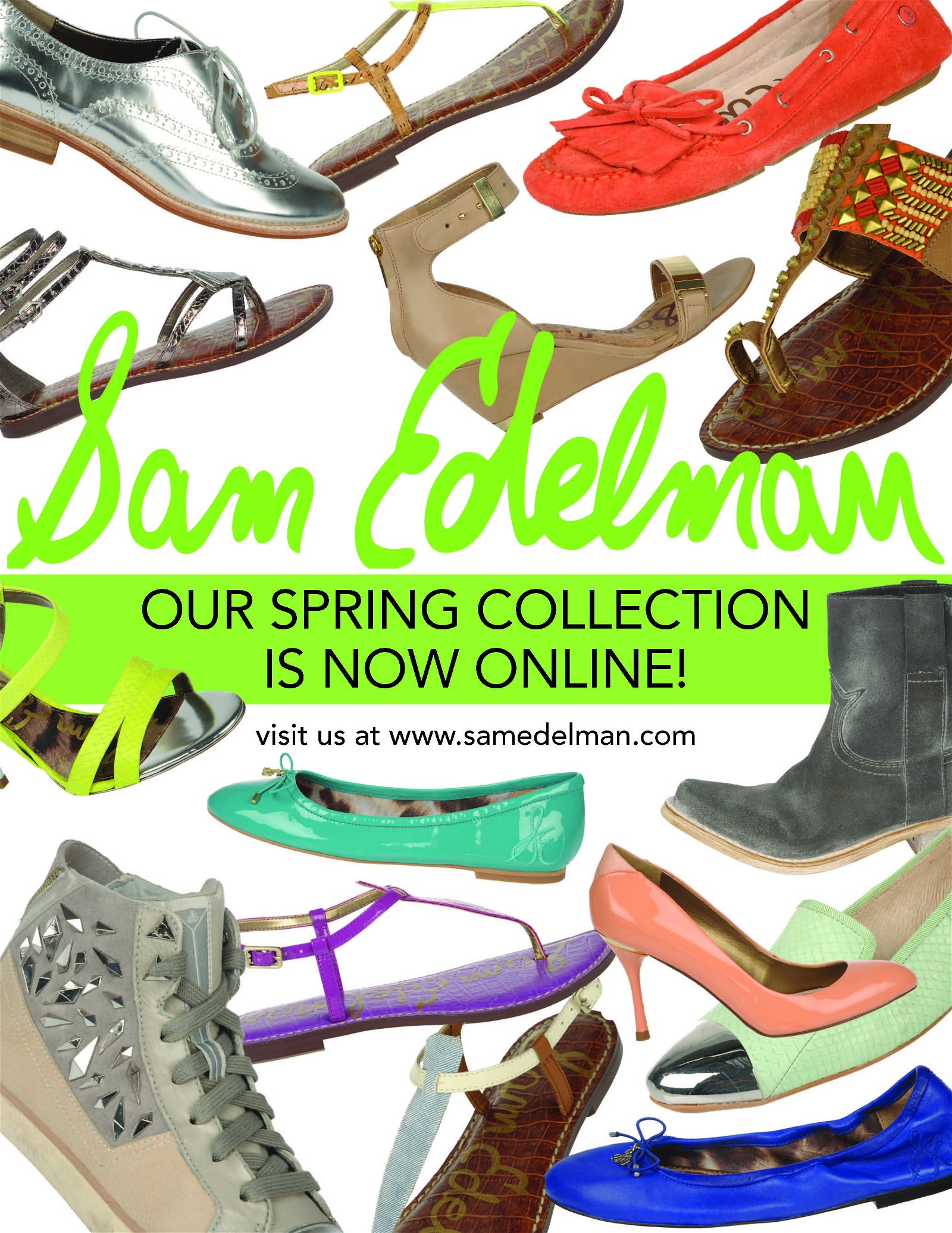 Check Out Our All New Spring Collection