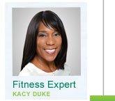 Fitness Expert Kacy Duke