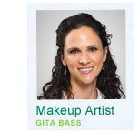 Makeup Artist Gita Bass