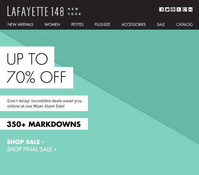 Don't Miss This! Save Up to 70%!