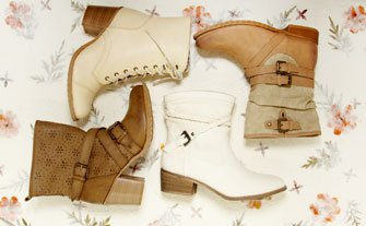 Our Favorite Spring Booties: Bucco - Visit Event