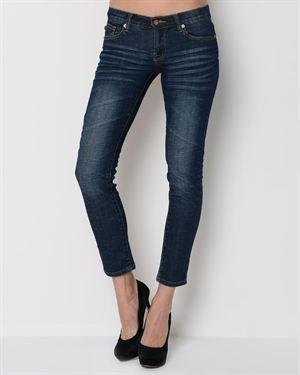 Zen Vintage Weekender Crop Jeans
