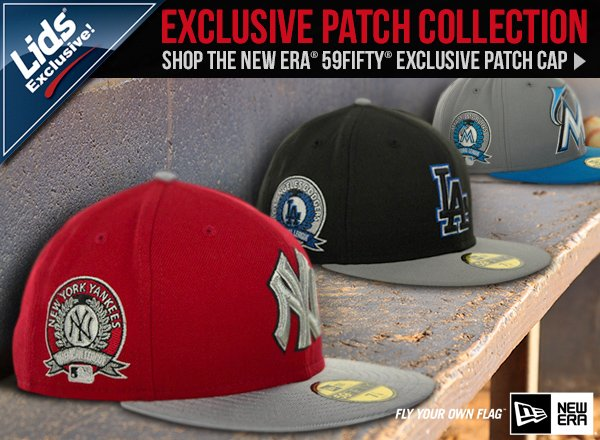 LIDS Exclusive. Shop the 59FIFTY Exclusive Patch Caps.