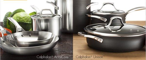 Calphalon® AccuCuore Calphalon® Unison™