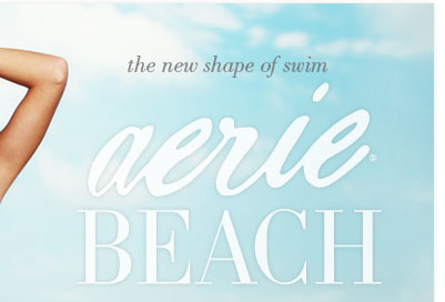 The New Shape of Swim | Aerie® Beach