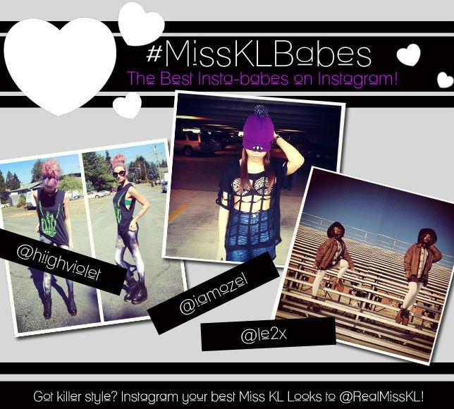 The Best Insta-Babes on Instagram!