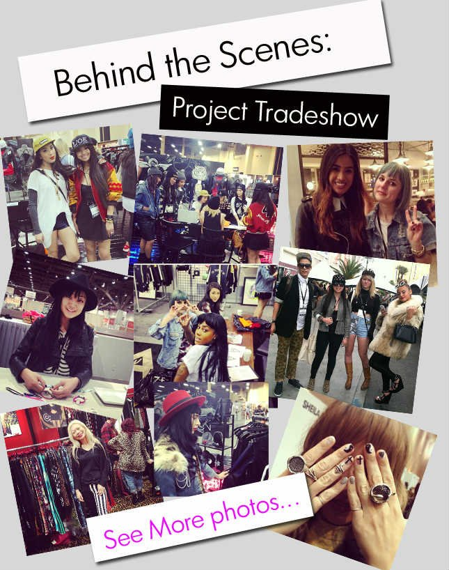 Behind the Scenes: Project Tradeshow