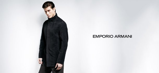 EMPORIO ARMANI, Event Ends March 3, 9:00 AM PT >