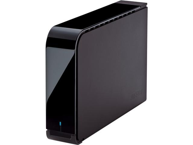 Buffalo DriveStation Axis HD-LBU3 HD-LB4.0TU3 4 TB 3.5 inch External Hard Drive - 1 Pack - Black