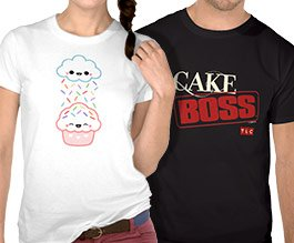 27% Off Chocolate Cake Lover Shirts