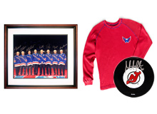 Welcome Back, Hockey Fan Tees & Memorabilia