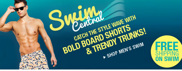 Shop Men's Swim