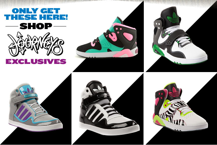 Shop Adidas Exclusives