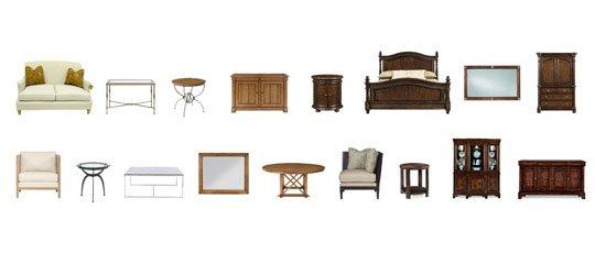 A Twist on Traditional:Bernhardt Furniture