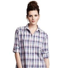 Leonie Check Shirt