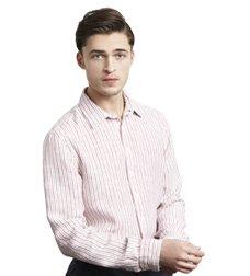 Raike Stripe Linen Shirt