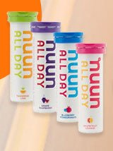 Nuun All Day Variety 4 pk