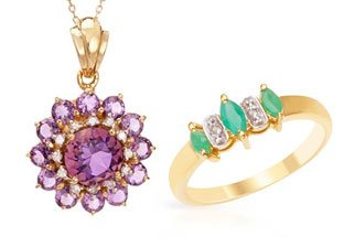 Gemstone Jewelry Event from $9