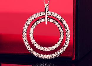 Designer Diamonds Sale by Carlo Barberis, Luca Carati & More