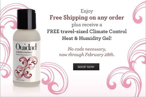 Enjoy Free Shipping on any order plus receive a FREE travel-sized Climate Control Heat & Humidity Gel! No code necessary, now through February 28th. SHOP NOW