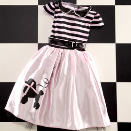 Sock Hop Style: Apparel & Shoes