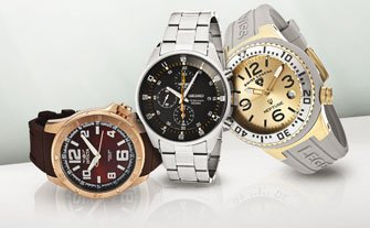 Time to Shop: Designer Watches - Visit Event