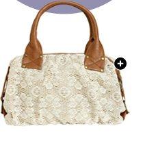 Shop Crochet Satchel