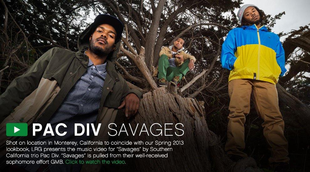 Pac Div - Savages