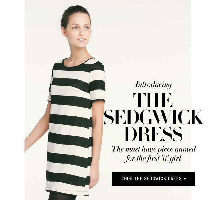 Introducing The Sedgwick Dress
