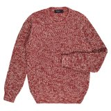 Paul Smith Knitwear - Red And White Ribbed Jumper