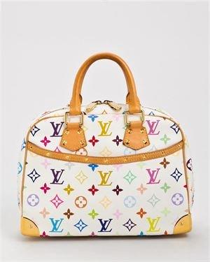 Louis Vuitton Multicolore Monogram Trouville Handbag $1,099