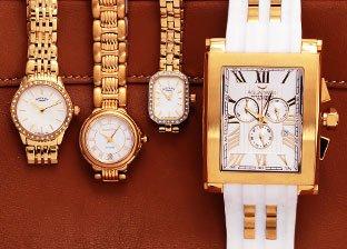 On Trend: Gold Tone Watches by Tonino Lamborghini, Roven Dino & more