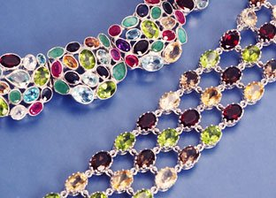 Jewelry Trend: Bold Colors