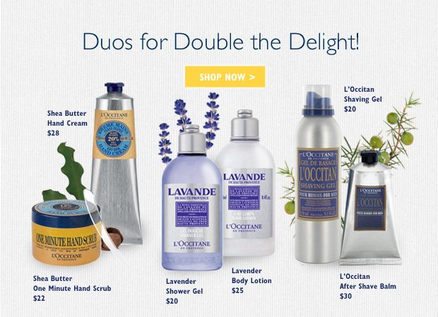 Duos for Double the Delight!